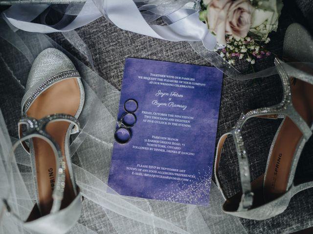 Joyce and Bryan's wedding in Toronto, Ontario 20