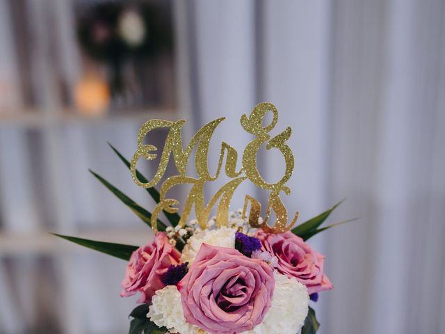 Joyce and Bryan's wedding in Toronto, Ontario 30