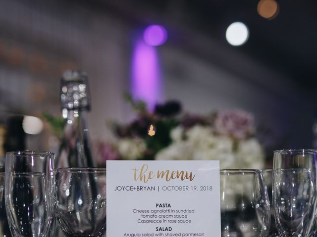 Joyce and Bryan's wedding in Toronto, Ontario 33