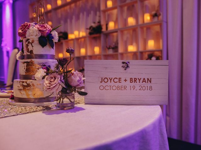 Joyce and Bryan's wedding in Toronto, Ontario 37