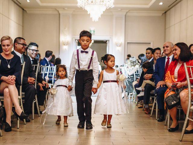 Joyce and Bryan's wedding in Toronto, Ontario 70