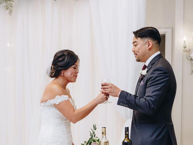 Joyce and Bryan's wedding in Toronto, Ontario 75