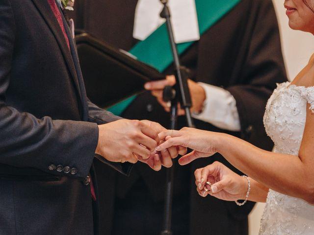 Joyce and Bryan's wedding in Toronto, Ontario 80