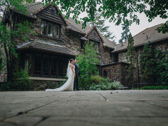 Joyce and Bryan's wedding in Toronto, Ontario 92