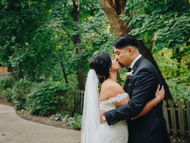 Joyce and Bryan's wedding in Toronto, Ontario 122