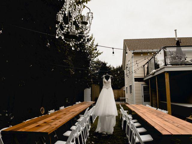 Kaylee and Felipe's wedding in Pitt Meadows, British Columbia 9