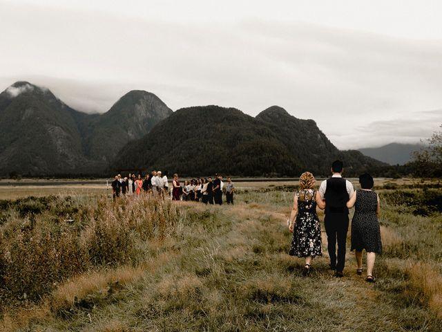Kaylee and Felipe's wedding in Pitt Meadows, British Columbia 34