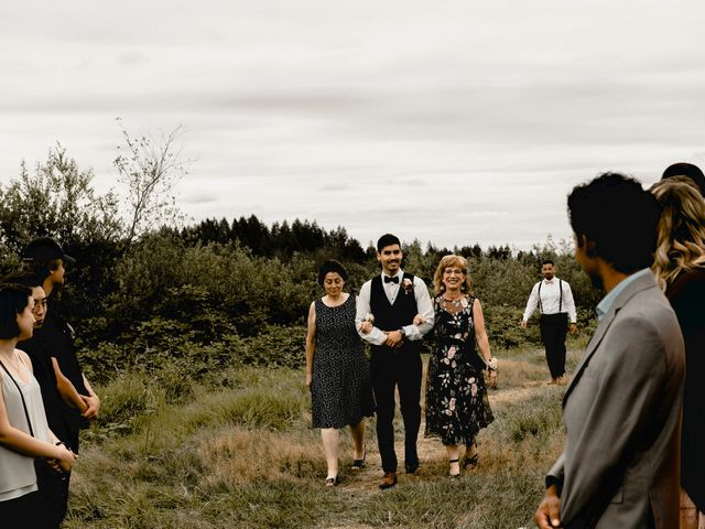 Kaylee and Felipe's wedding in Pitt Meadows, British Columbia 35