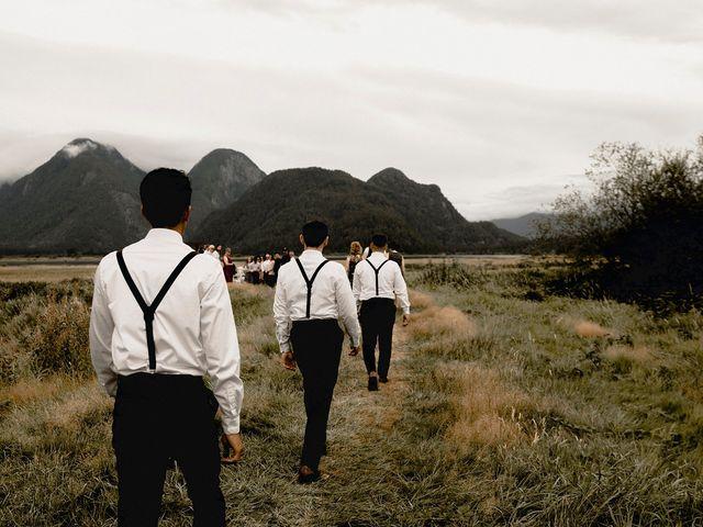 Kaylee and Felipe's wedding in Pitt Meadows, British Columbia 37