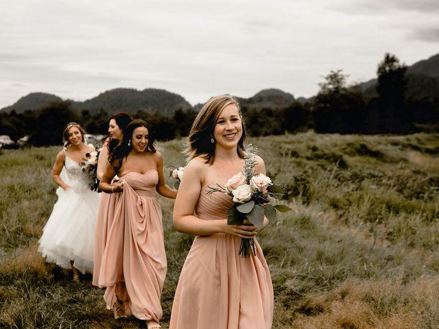 Kaylee and Felipe's wedding in Pitt Meadows, British Columbia 40