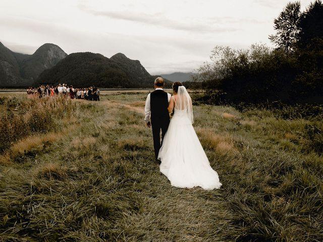 Kaylee and Felipe's wedding in Pitt Meadows, British Columbia 48