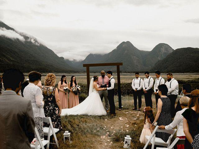 Kaylee and Felipe's wedding in Pitt Meadows, British Columbia 57