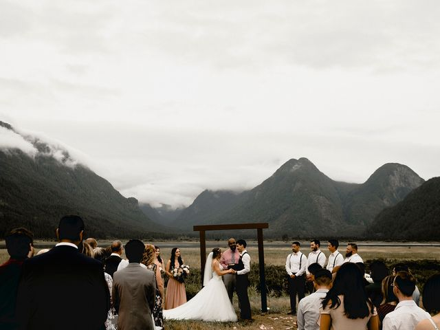 Kaylee and Felipe's wedding in Pitt Meadows, British Columbia 61