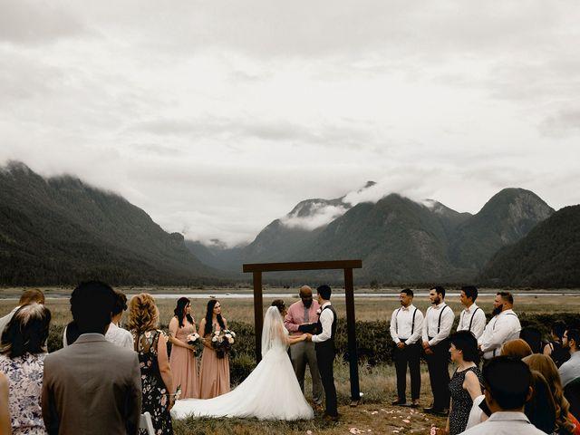 Kaylee and Felipe's wedding in Pitt Meadows, British Columbia 65