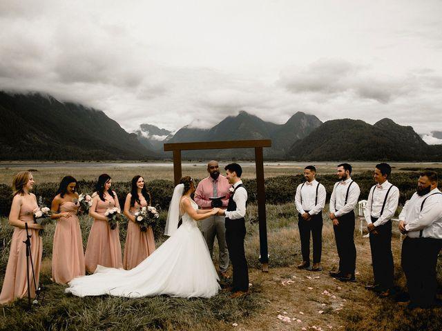 Kaylee and Felipe's wedding in Pitt Meadows, British Columbia 75