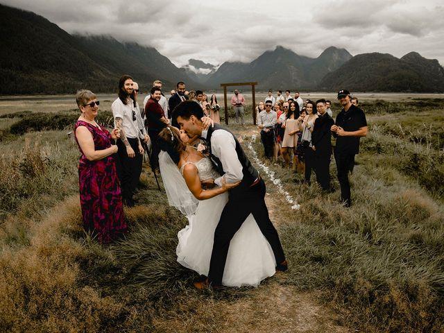 Kaylee and Felipe's wedding in Pitt Meadows, British Columbia 78