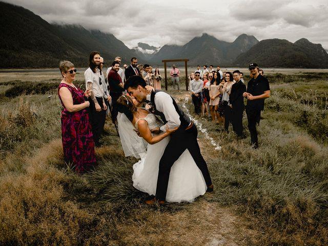 Kaylee and Felipe's wedding in Pitt Meadows, British Columbia 79