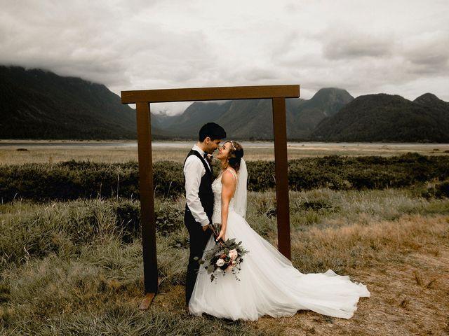 Kaylee and Felipe's wedding in Pitt Meadows, British Columbia 81