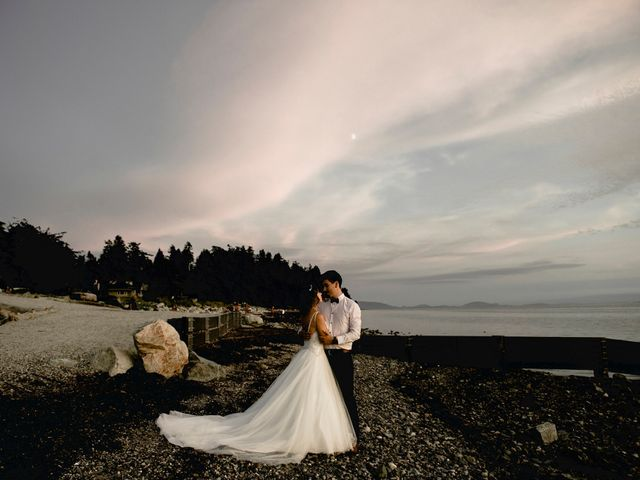 Kaylee and Felipe's wedding in Pitt Meadows, British Columbia 2