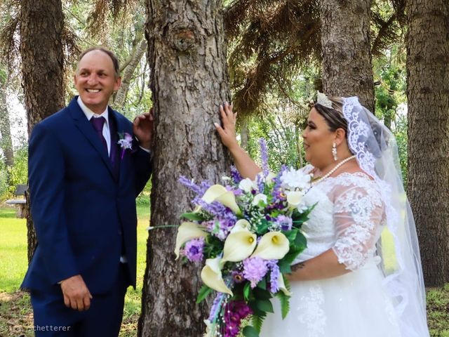 The wedding of Natalie  and Henry