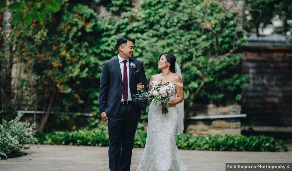 Joyce and Bryan's wedding in Toronto, Ontario