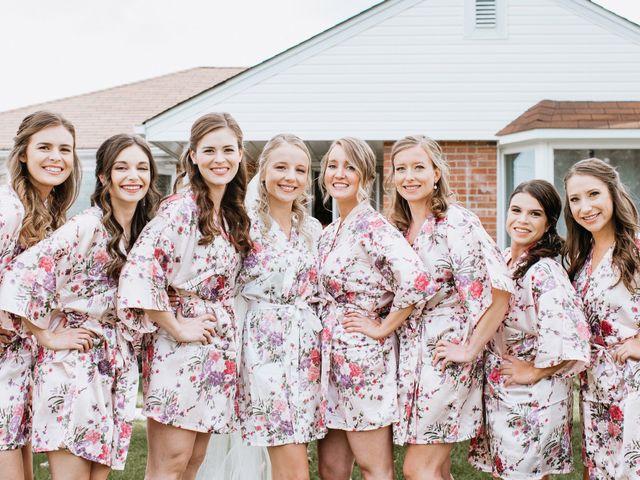 Bradley and Patricia's wedding in Oshawa, Ontario 4