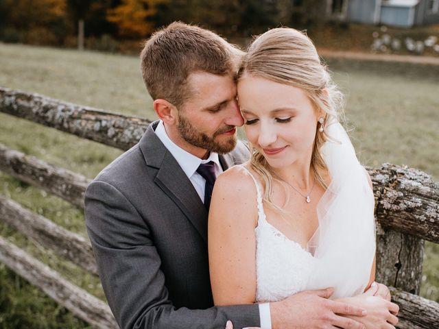 Bradley and Patricia's wedding in Oshawa, Ontario 5
