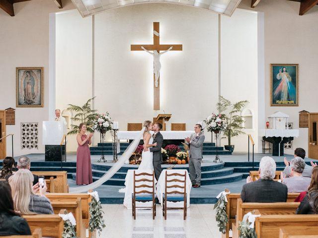 Bradley and Patricia's wedding in Oshawa, Ontario 1