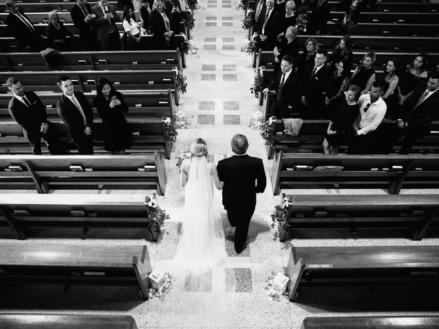 Bradley and Patricia's wedding in Oshawa, Ontario 8