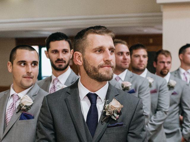 Bradley and Patricia's wedding in Oshawa, Ontario 9
