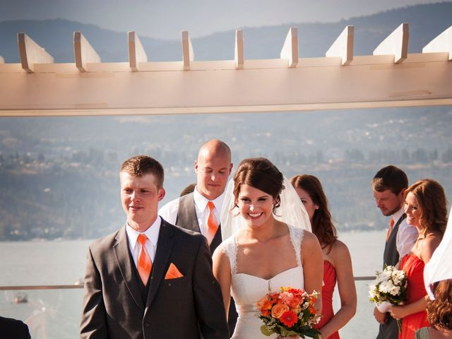 Shane and Michelle's wedding in Kelowna, British Columbia 11
