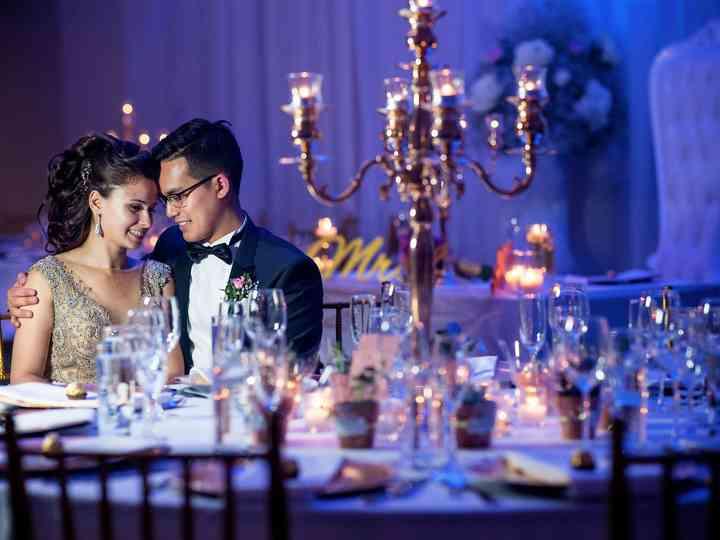 The wedding of Margarita and Arthur