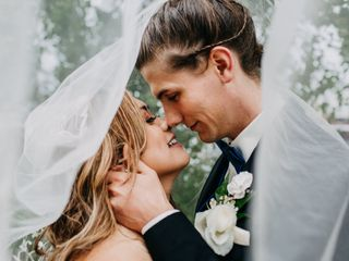 The wedding of Leeann and Christopher