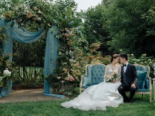 The wedding of Becca and Yuchao 2