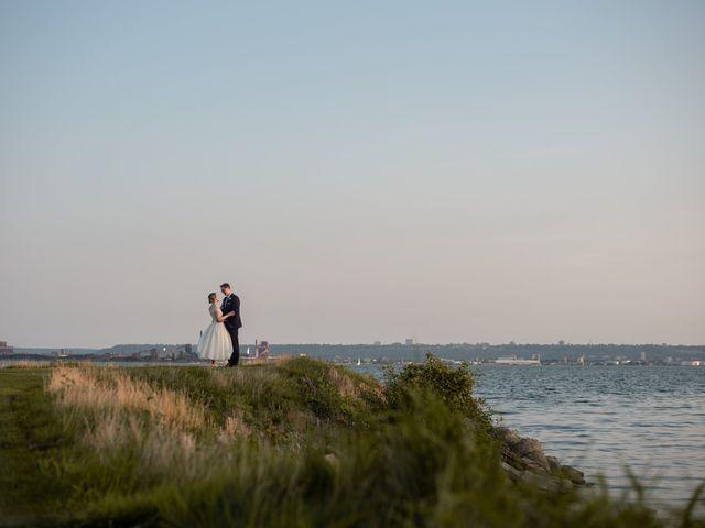 The wedding of Rachele and Ryan