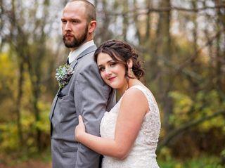 The wedding of Nicole and Jordan