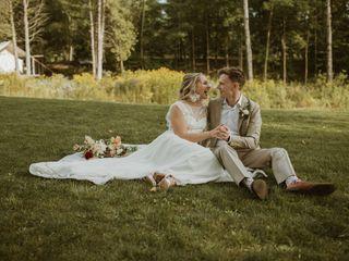 The wedding of Dermot and Desta