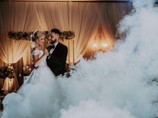 The wedding of Marya and Kareem
