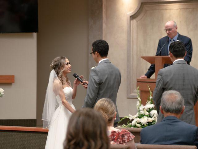 Elliot and Bethany's wedding in London, Ontario 7
