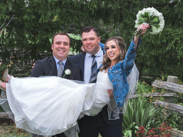 Elliot and Bethany's wedding in London, Ontario 8