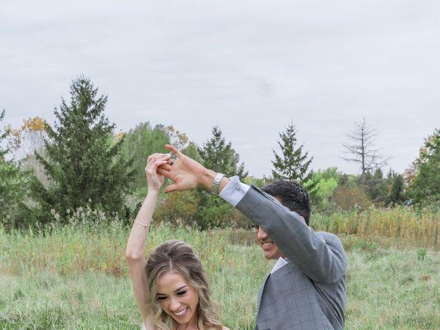 Elliot and Bethany's wedding in London, Ontario 9