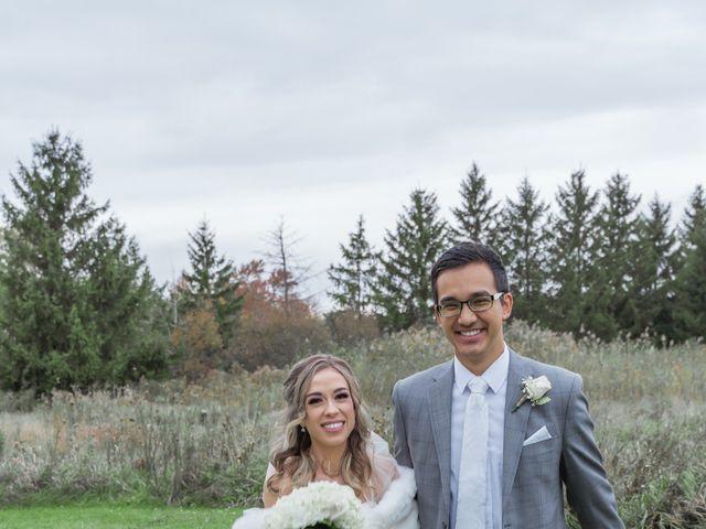 Elliot and Bethany's wedding in London, Ontario 2