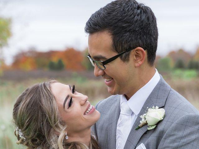 Elliot and Bethany's wedding in London, Ontario 10