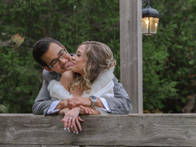 Elliot and Bethany's wedding in London, Ontario 13