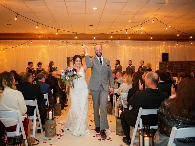 Jordan And Nicole's Wedding In Spruce Grove, Alberta