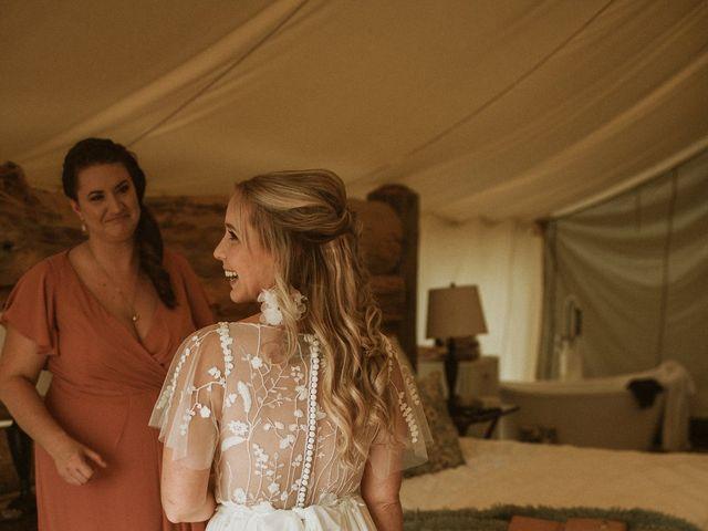 Desta and Dermot's wedding in Grafton, Ontario 10