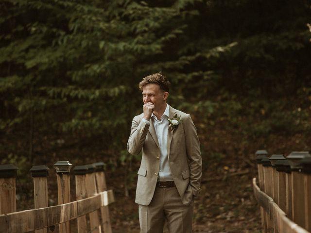Desta and Dermot's wedding in Grafton, Ontario 16