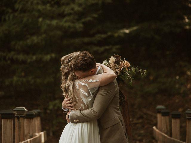 Desta and Dermot's wedding in Grafton, Ontario 20