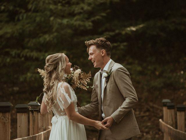 Desta and Dermot's wedding in Grafton, Ontario 21