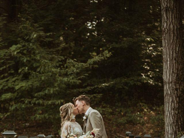 Desta and Dermot's wedding in Grafton, Ontario 22